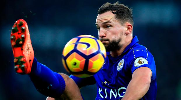Backing boss: Danny Drinkwater