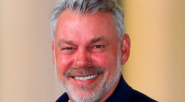 Darren Clarke. (Photo by Andrew Redington/Getty Images)