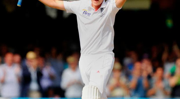 Something to celebrate: Yorkshire's Joe Root was yesterday named as England's new Test captain