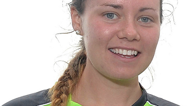 Feeling confident: Ireland cricket captain Laura Delany