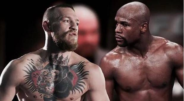 Conor McGregor's anticipated fight with Floyd Mayweather is set for this summer.