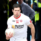 Huge contribution: Sean Cavanagh is facing up to his last year with Tyrone