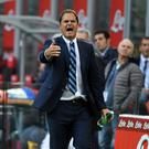 Big name: Dutchman Frank de Boer