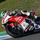 Top man: Eugene Laverty is keen to start his comeback year with success in Australia