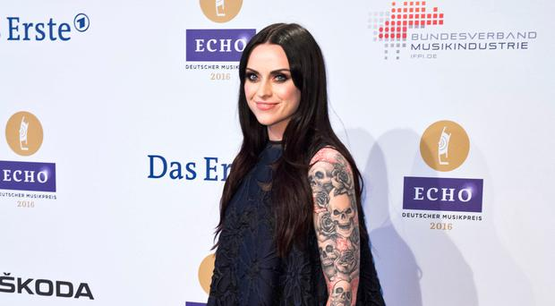 Assured offering: Scottish songstress Amy MacDonald. (Photo by Getty Images)
