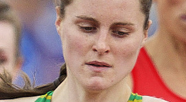 Caught cold: Ciara Mageean ran while unwell in Athlone