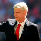 Not finished yet: Arsene Wenger insists he will be managing next season, even if it isn't at the Emirates Stadium