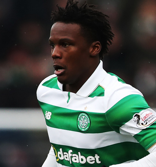 On a mission: Dedryck Boyata