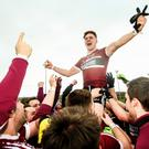 Champions: St. Mary's Conor Meyler celebrates after the game
