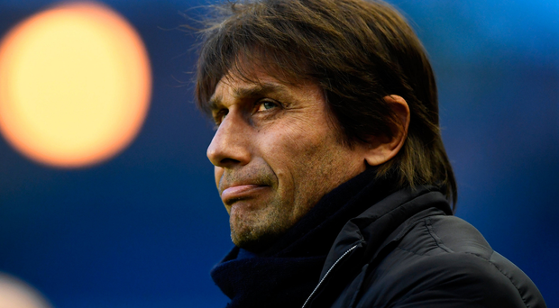 Captain's role: Antonio Conte praised John Terry's performance. (Photo by Shaun Botterill/Getty Images)