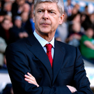 Feeling heat: Results have put Arsene Wenger under pressure