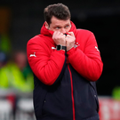 No cover-up: caretaker boss Graeme Murty described Rangers' performance as unacceptable