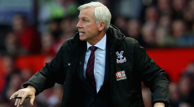 In the running: Alan Pardew has been linked with the Gers job