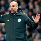 Embracing the heat: Pep Guardiola says he loves thriving on the pressure of the Champions League