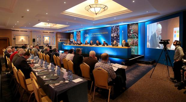 Power brokers: GAA Congress have some big decisions to make