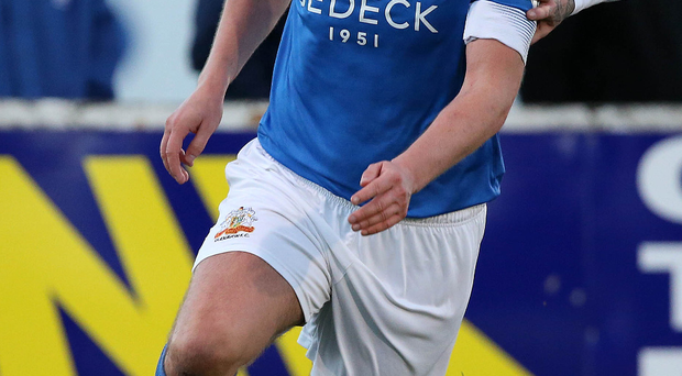 New club: Paddy McCourt has signed for Finn Harps