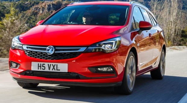 9. Vauxhall Astra sold 65 units