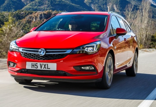 Production of the Vauxhall Astra could be shifted to France