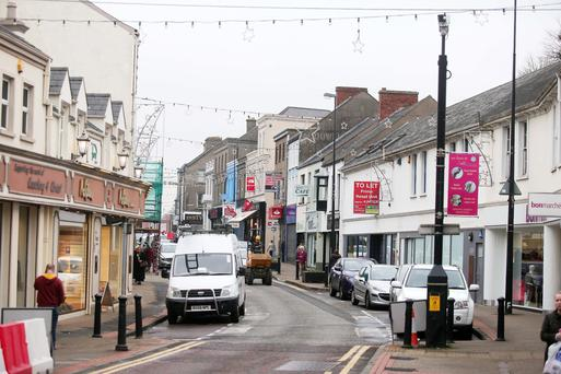 The shop will boost Ballymena town centre