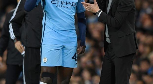 Warning: Yaya Toure isn't taking City's lead for granted