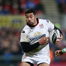 Big boost: Charles Piutau is now back in full training