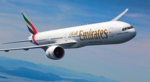 The boss of airline Emirates says the number of Northern Ireland passengers using its Dubai flights from Dublin has increased by more than 50% in one year