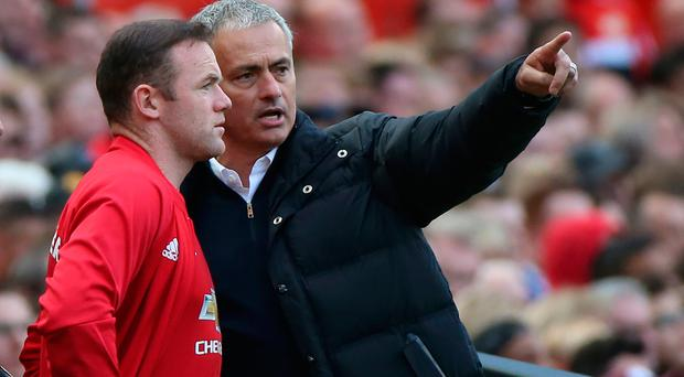 Verdict: Jose Mourinho says he wants Wayne Rooney to remain