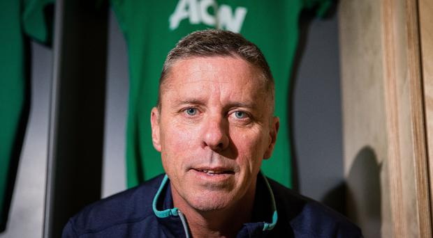 IRFU Director of Womens and Sevens Rugby Anthony Eddy