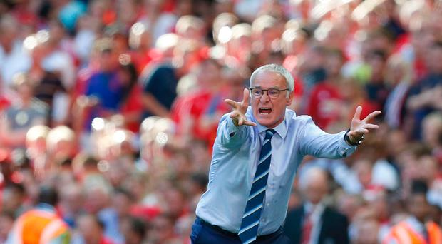 Gone: Claudio Ranieri has been sacked but it is a decision that will infuriate many throughout the game