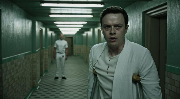 Dane DeHaan as Lockhart in A Cure For Wellness. Photo: PA Photo/Fox UK