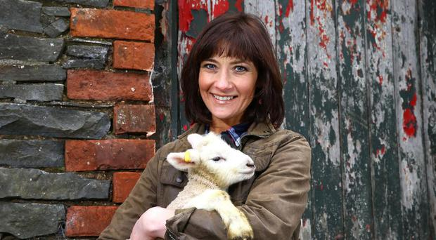 Country matters: Jo Scott will be back on our TV screens soon