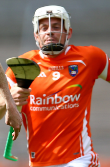 Former Armagh sharpshooter Declan Coulter has linked up with Donegal