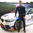 Colin Turkington's new BMW 125i M Sport