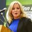 Michelle O'Neill, Sinn Fein's appointed leader in Northern Ireland
