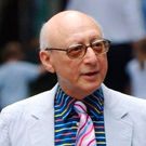 'Iconic and irascible': Gerald Kaufman. Photo: Fiona Hanson/PA Wire