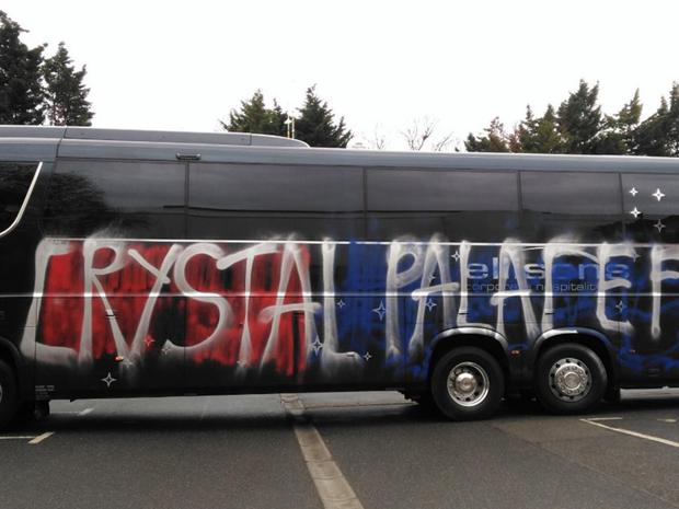 Supporters believed that the coach was owned by their opponents Middlesbrough Twitter / @jackwillis