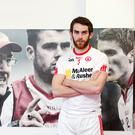 Looking ahead: Ronan McNamee at the Allianz League media event ahead of Tyrone's clash with Monaghan