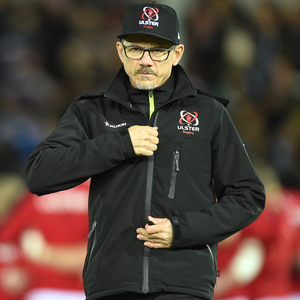 Staying focused: Les Kiss wants to see a bit of consistency from Ulster