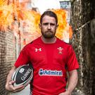 Plenty at stake: Shane Williams knows Wales still have plenty to play for, not least seedings in the upcoming World Cup draw
