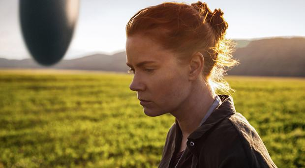 Emotive role: Amy Adams in Arrival. Photo: PA Photo/Paramount Pictures/Jan Thijs