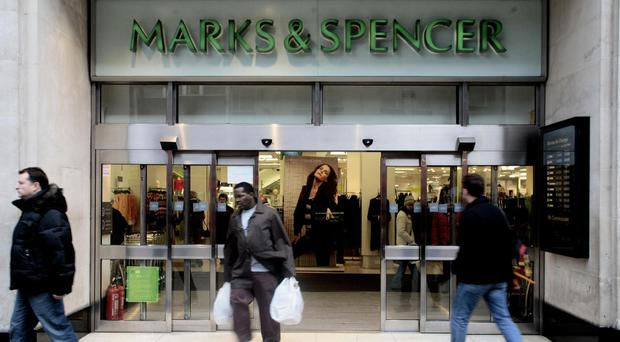 Big impression: Marks & Spencer
