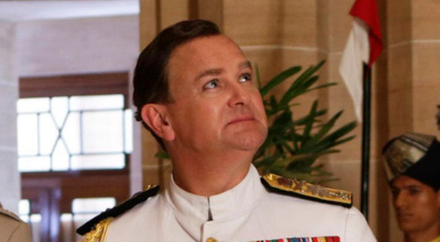 Hugh Bonneville as Lord Mountbatten. Photo: PA Photo/Pathe