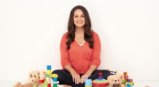 Mother love: Giovanna Fletcher has written a book about the highs and lows of having children