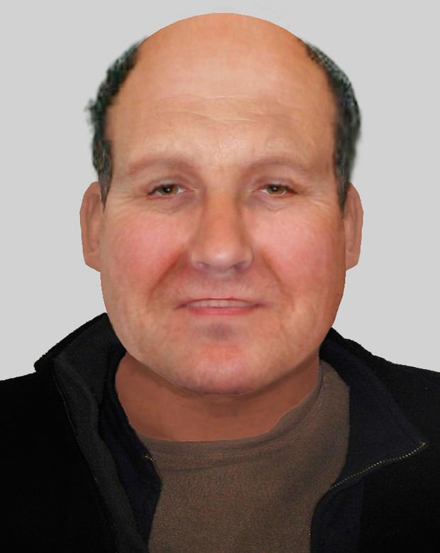 E-fit issued by Metropolitan Police of James Smith, also known as Jimmy Smith, whom they want to speak to in connection with rape and assault allegations dating back to between 1981 and 1987 in Tower Hamlets, east London, against two youngsters then aged under 18. PA