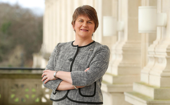 Arlene Foster handed Gerry Adams and Sinn Fein many gifts in the election lead-up