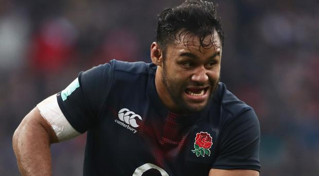 Man of faith: Billy Vunipola tried to see his injury as blessing