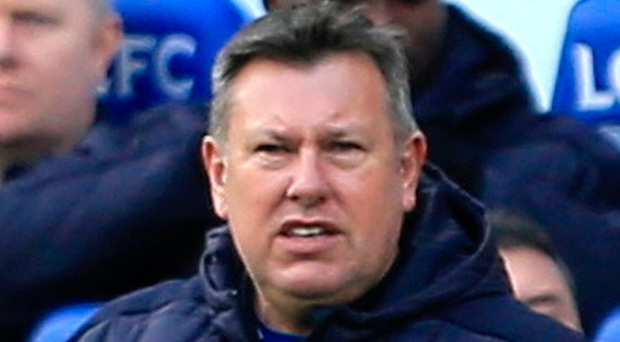 Popular: Leicester caretaker manager Craig Shakespeare