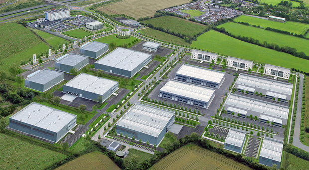 Units are available at CityNorth Business Park outside Dublin