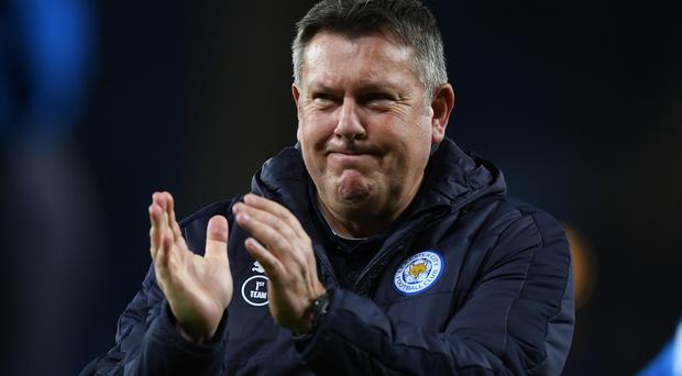 Impressed: Craig Shakespeare