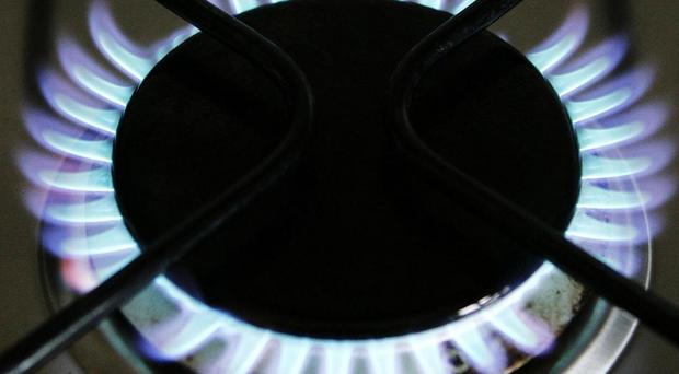 Gas supplier Firmus has announced a 12.2% price hike for its 80,000 customers here - the second energy giant to bump up bills in five days. Photo: Andrew Milligan/PA Wire
